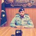 Ahsan Khan, ASI, Islamabad Police